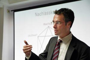 Vortrag Testament mit Rechtsanwalt Philipp Rumler